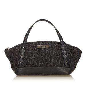 Dior Jacquard Handbag