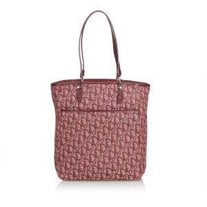 Dior Jacquard Oblique Tote Bag