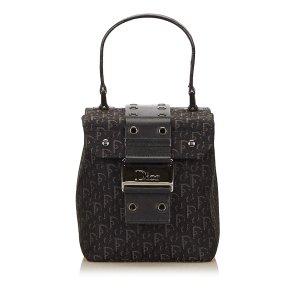 Dior Jacquard Oblique Vanity Bag