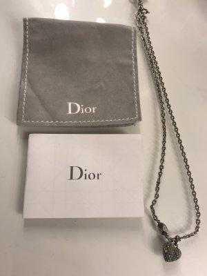 Dior Kette mit Herzanhänger