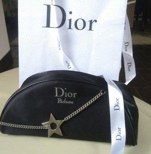 Dior Mini Bag black-silver-colored