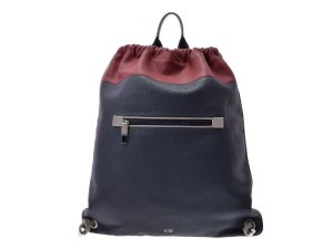 Dior Leather Backpack