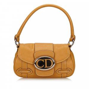 Dior Leather Baguette