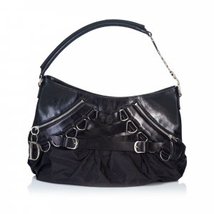 Dior Leather Corset Hobo
