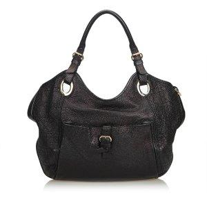 Dior Leather Hobo Bag