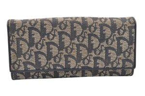 Dior long wallet