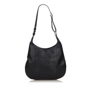 Dior Malice Pearl Leather Hobo Bag