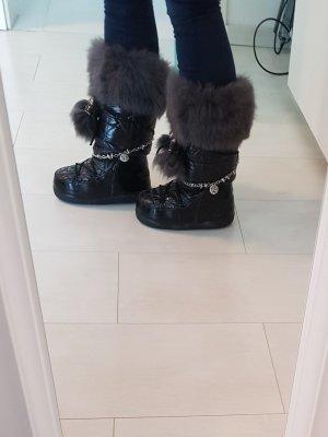 Christian Dior Sneeuwlaarzen zwart