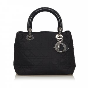 Dior Nylon 2 Way Lady Dior