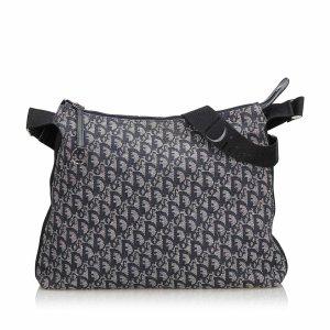 Dior Oblique Canvas Crossbody Bag