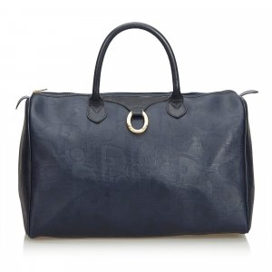 Dior Oblique Duffle Bag