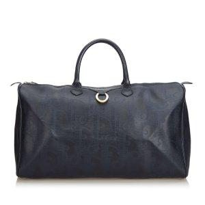 Dior Oblique Duffle Bag
