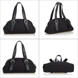 Dior Oblique Floral Jacquard Handbag