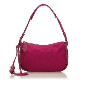 Dior Oblique Jacquard Baguette Bag