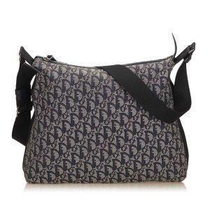 Dior Oblique Jacquard Crossbody Bag