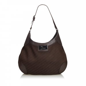 Dior Oblique Jacquard Hobo Bag