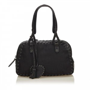 Dior Oblique Jacquard Lovely Shoulder Bag