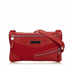 Dior Oblique Jacquard Shoulder Bag