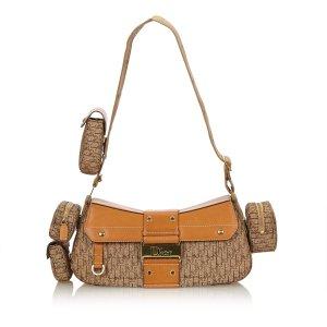 Dior Oblique Jacquard Shoulder Bag