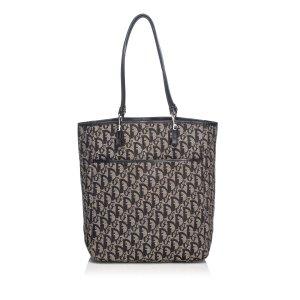 Dior Oblique Jacquard Tote