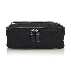 Dior Oblique Jacquard Vanity Bag