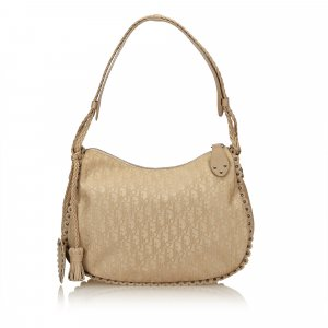 Dior Oblique Nylon Shoulder Bag