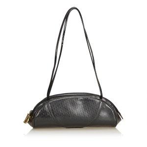 Dior Shoulder Bag black imitation leather