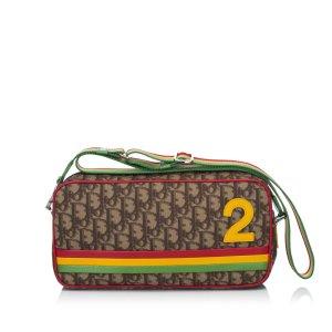 Dior Oblique Rasta Crossbody Bag