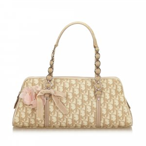 Dior Oblique Romantique Shoulder Bag