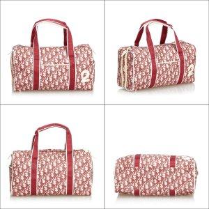 Dior Oblique Trotter Boston Bag