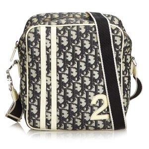 Dior Oblique Trotter Crossbody Bag