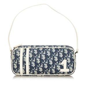 Dior Oblique Trotter Handbag