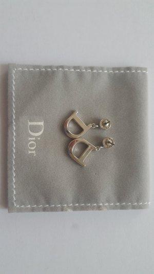 Dior Ohrringe in D -Dior logo