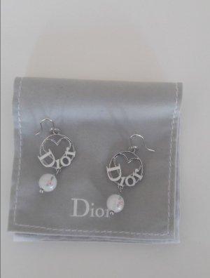 Dior Ohrringe mit kleiner Kugel