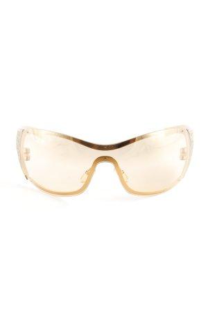 "Dior Gafas de sol ovaladas ""Quadrille"" color bronce"