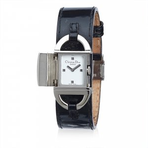 Dior Pandiora Leather Watch