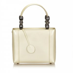 Dior Patent Leather Malice Handbag