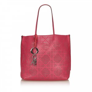 Dior Perforated Dioriva Tote