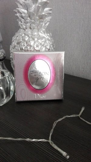 Dior Poison Girl Duft Miniatur 5ml EDT+ 2 Patches EXKLUSIV