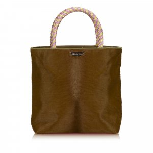Dior Pony Hair Handbag