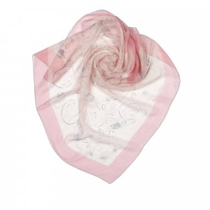 Dior Printed Scarf