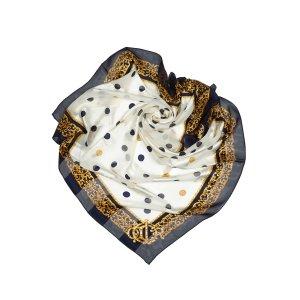 Dior Écharpe blanc soie