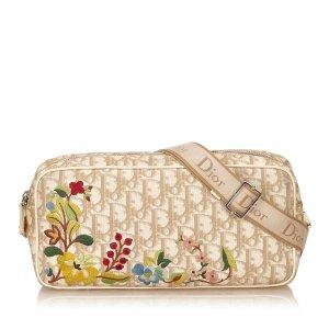 Dior PVC Diorissimo Shoulder Bag