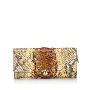 Dior Python Chain Wallet