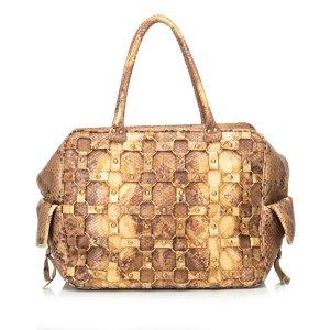 Dior Python Handbag