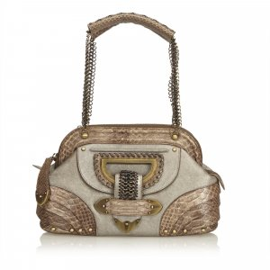 Dior Python Shoulder Bag