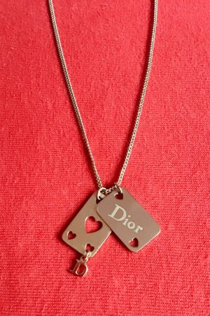 Christian Dior Catena d'oro oro