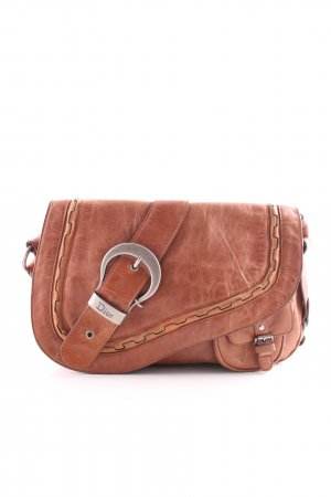 Dior Shoulder Bag brown casual look