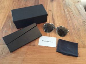 Dior so real Gold Sonnenbrille