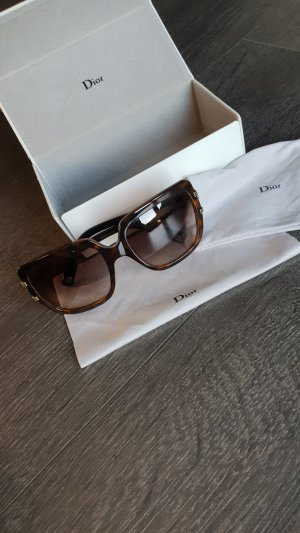 Christian Dior Sunglasses brown-cognac-coloured